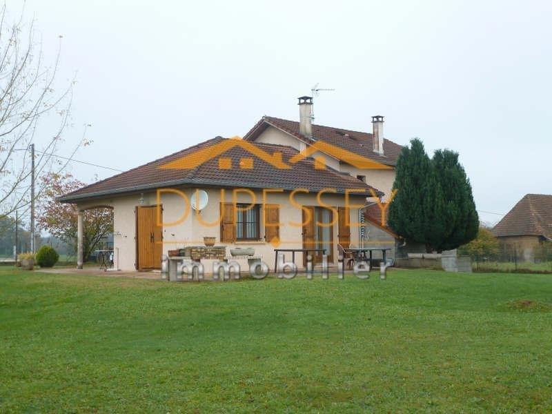 Vente maison / villa Fitilieu 246000€ - Photo 2