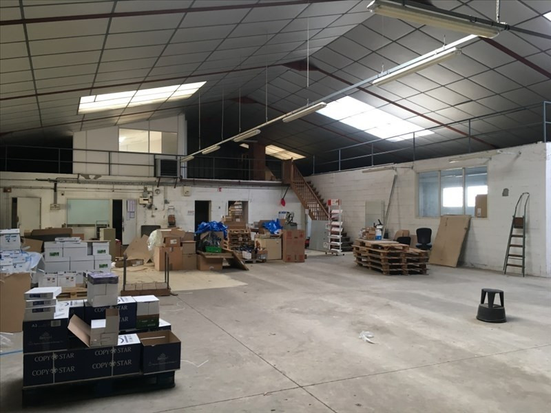 Vente local commercial Fougeres 387760€ - Photo 3