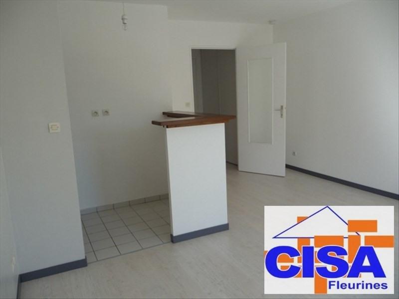 Rental apartment Pont ste maxence 450€ CC - Picture 3