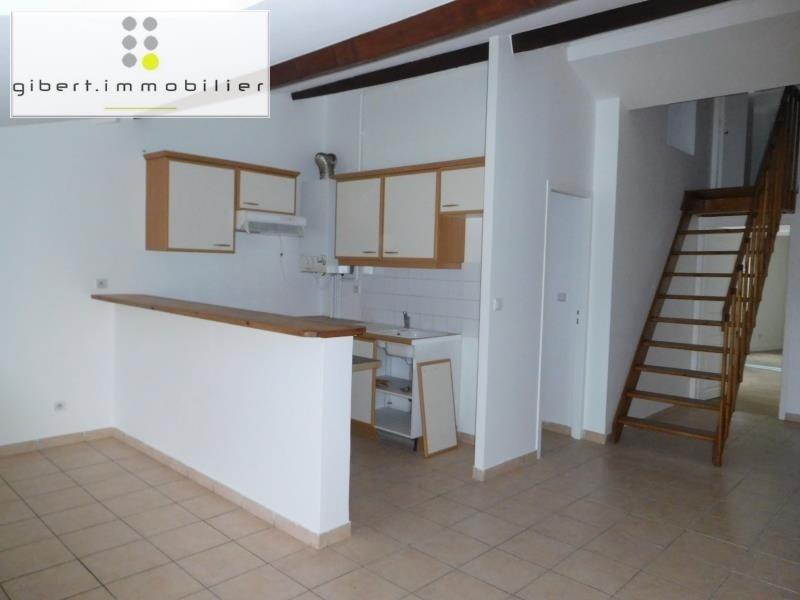 Rental apartment Le puy en velay 451,79€ CC - Picture 1