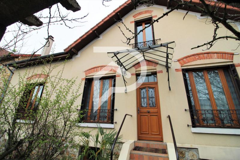 Sale house / villa Saint leu la foret 520000€ - Picture 1