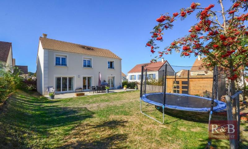 Vente maison / villa Plaisir 589000€ - Photo 1