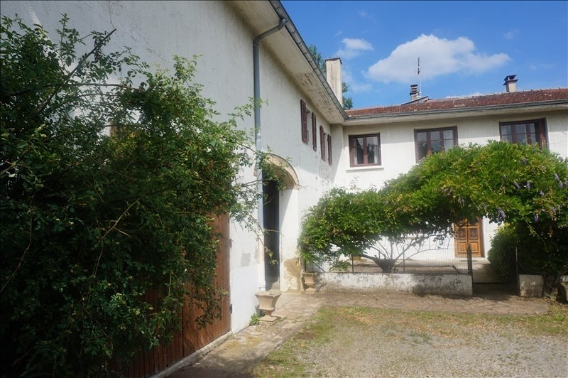 Vente maison / villa Vernioz 199 000€ - Photo 1
