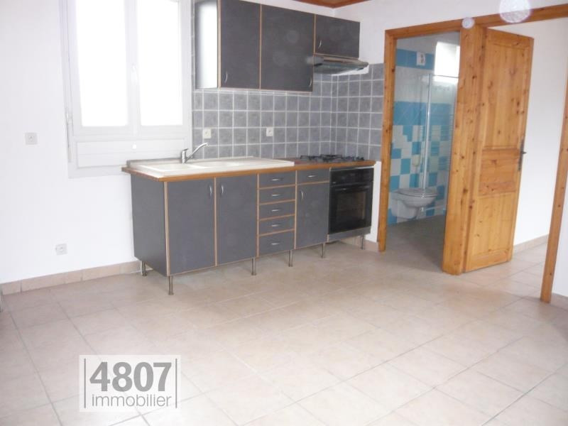 Location appartement Marnaz 470€ CC - Photo 1