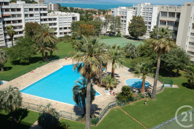 Vente appartement Antibes 206 000€ - Photo 1