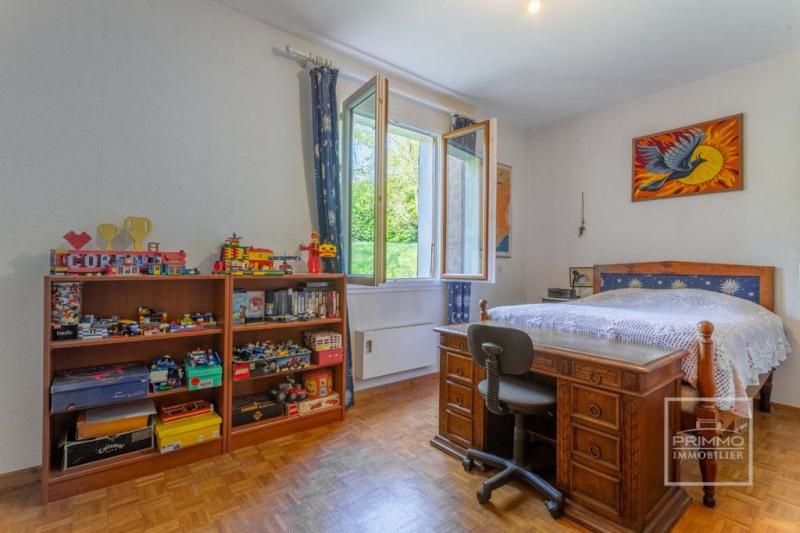 Vente de prestige maison / villa Saint didier au mont d'or 865000€ - Photo 10