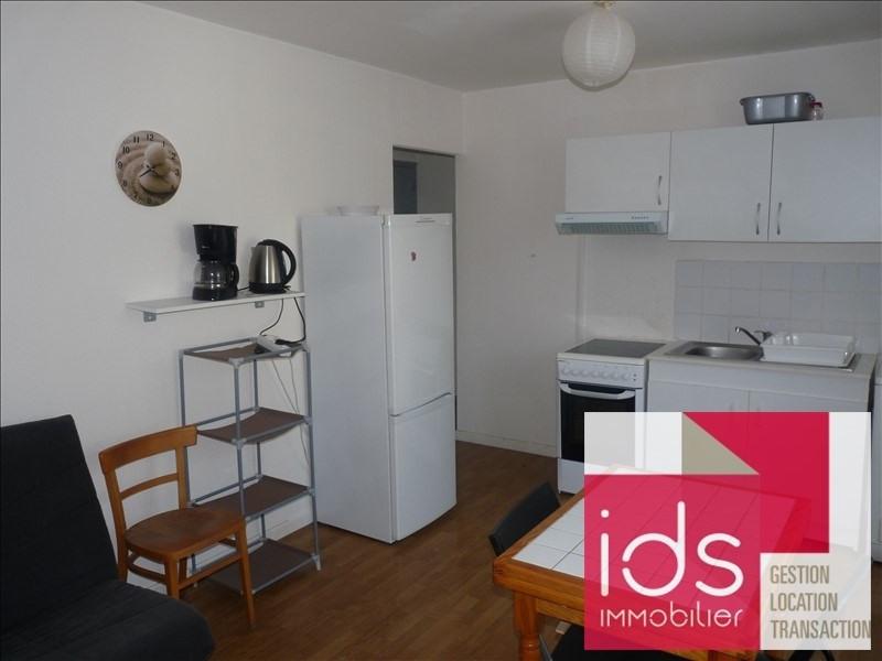 Vendita appartamento Allevard 52000€ - Fotografia 1