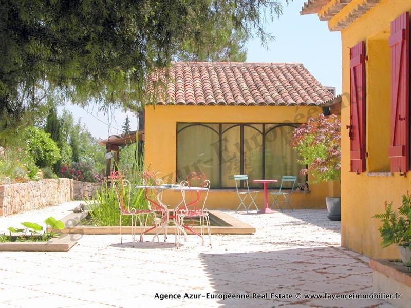 Deluxe sale house / villa Le canton de fayence 875000€ - Picture 11
