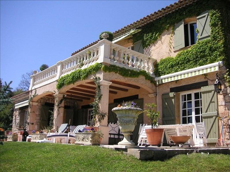 Vente de prestige maison / villa Speracedes 792000€ - Photo 5