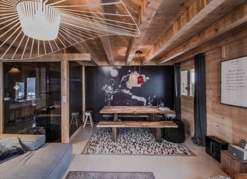 Deluxe sale house / villa La clusaz 1385000€ - Picture 4