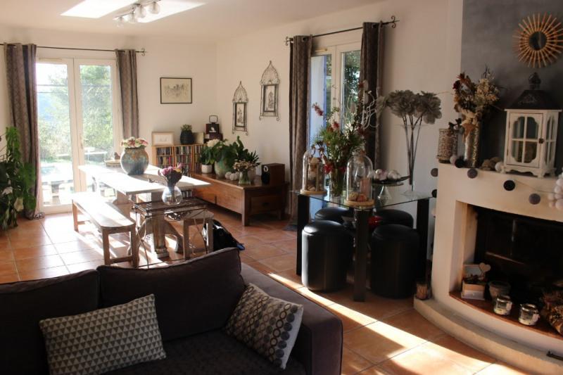 Revenda residencial de prestígio casa Lambesc 580000€ - Fotografia 5