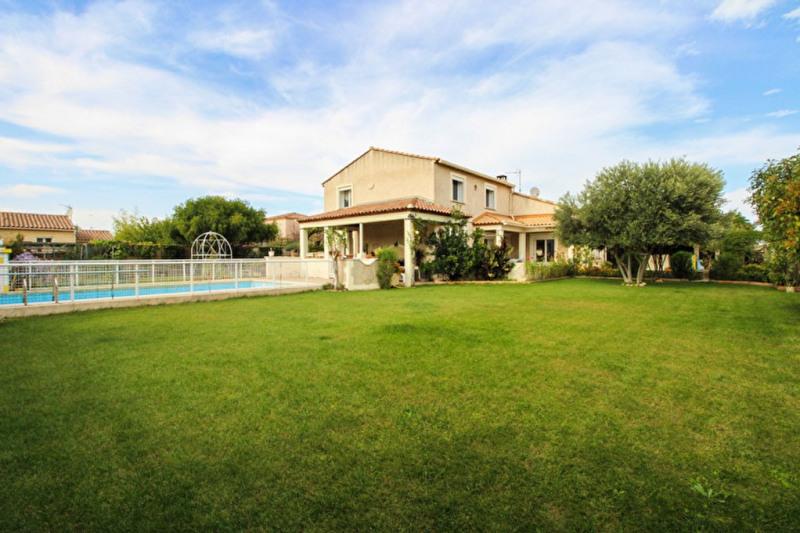 Vente maison / villa Manduel 385000€ - Photo 2