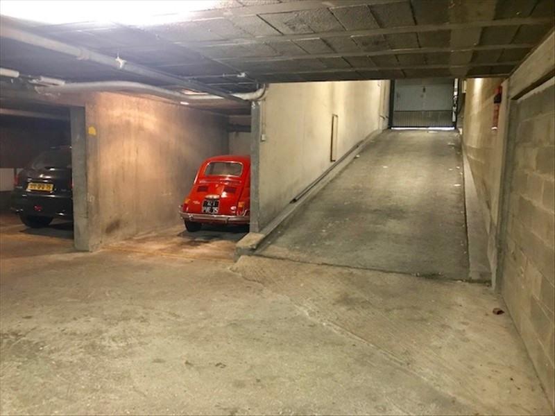 Affitto parking/auto coperto Paris 15ème 120€ CC - Fotografia 3