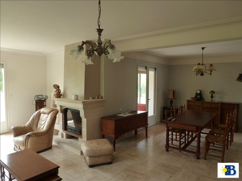 Vente maison / villa Marigny brizay 233200€ - Photo 9