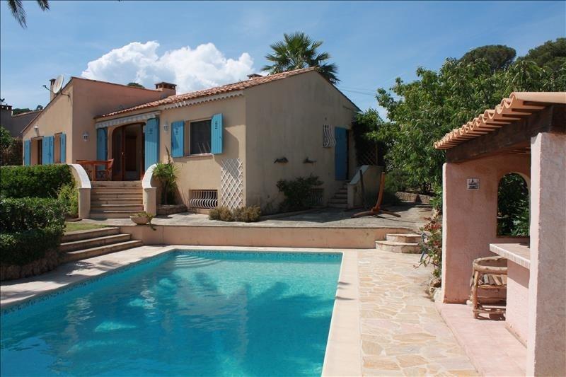 Vente de prestige maison / villa Les issambres 840000€ - Photo 6