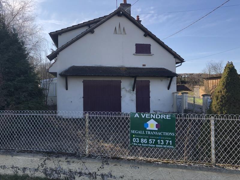 Vente maison / villa Aunay en bazois 18000€ - Photo 1