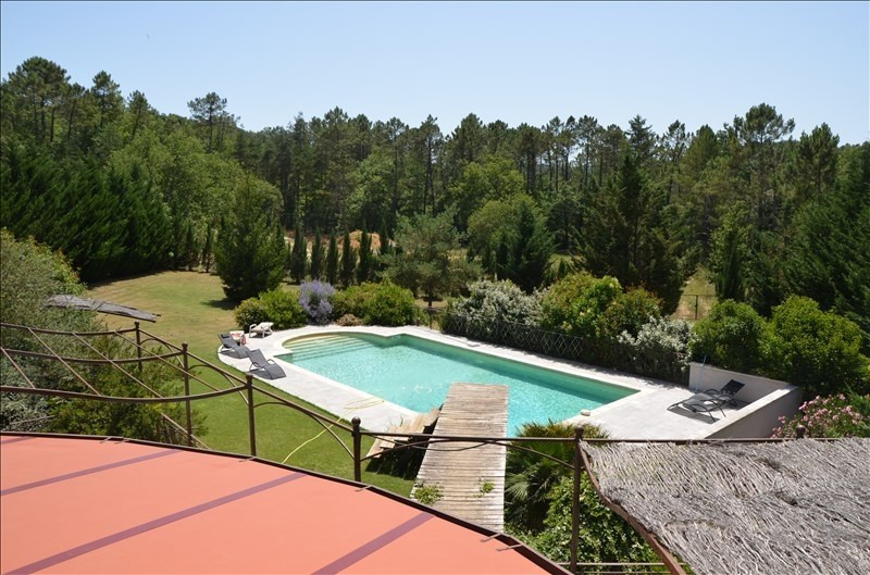Vente de prestige maison / villa Vallon pont d arc 613 600€ - Photo 1