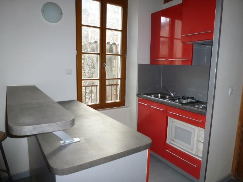 Rental apartment Tournon-sur-rhone 450€ CC - Picture 2