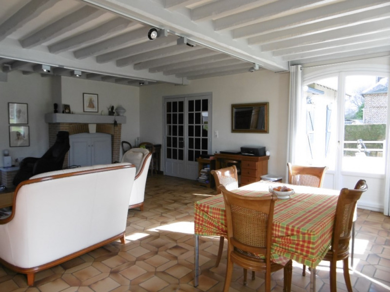 Sale house / villa Montmain 320000€ - Picture 7