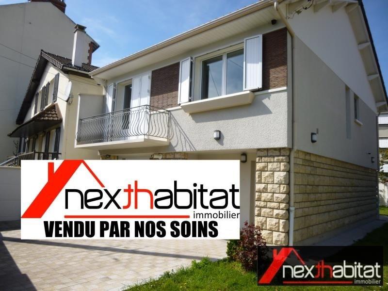 Vente maison / villa Les pavillons sous bois 390000€ - Photo 1