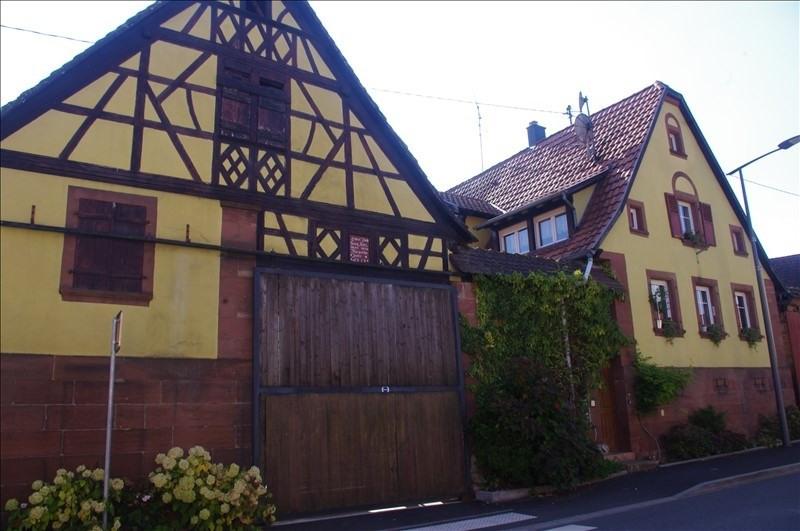 Vente maison / villa Menchhoffen 217300€ - Photo 1