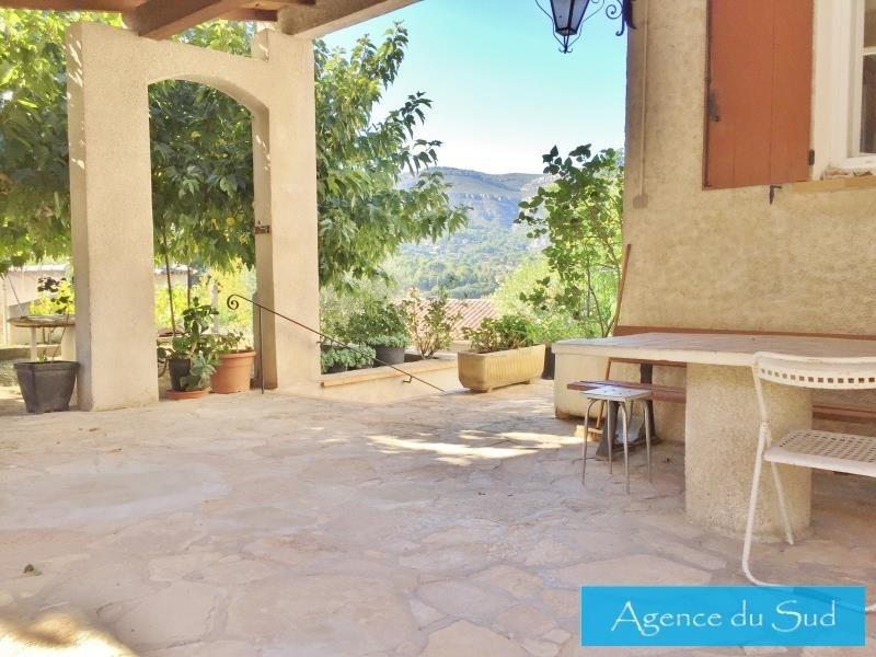 Vente maison / villa Roquevaire 429000€ - Photo 6