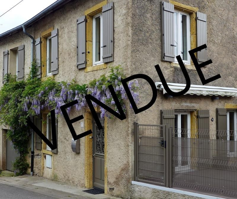 Sale house / villa Jussy 229000€ - Picture 1