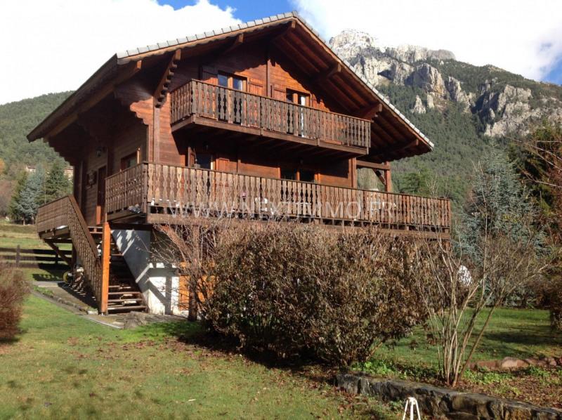Vente maison / villa Valdeblore 390000€ - Photo 1