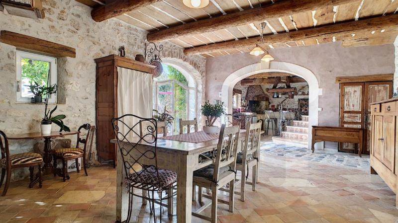 Verkauf von luxusobjekt haus Lancon provence 730000€ - Fotografie 5