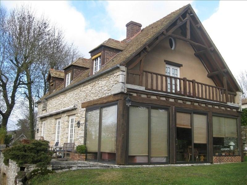 Sale house / villa St cyr en arthies 445000€ - Picture 3