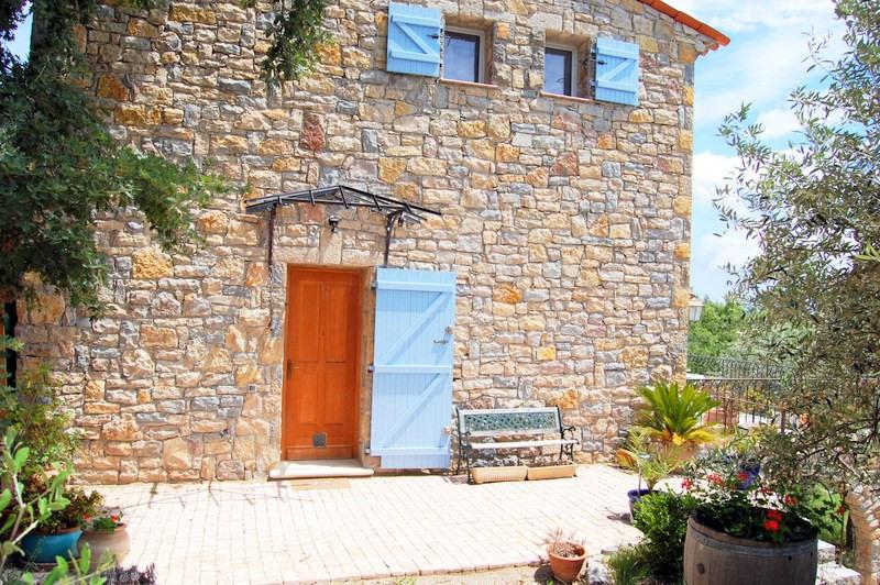 Revenda residencial de prestígio casa Seillans 495000€ - Fotografia 7