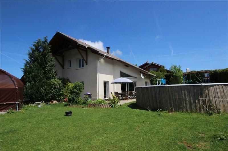 Vente maison / villa St sixt 415000€ - Photo 1