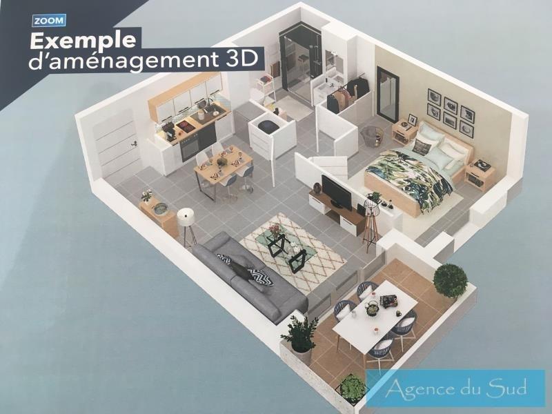 Vente appartement Roquevaire 170000€ - Photo 1