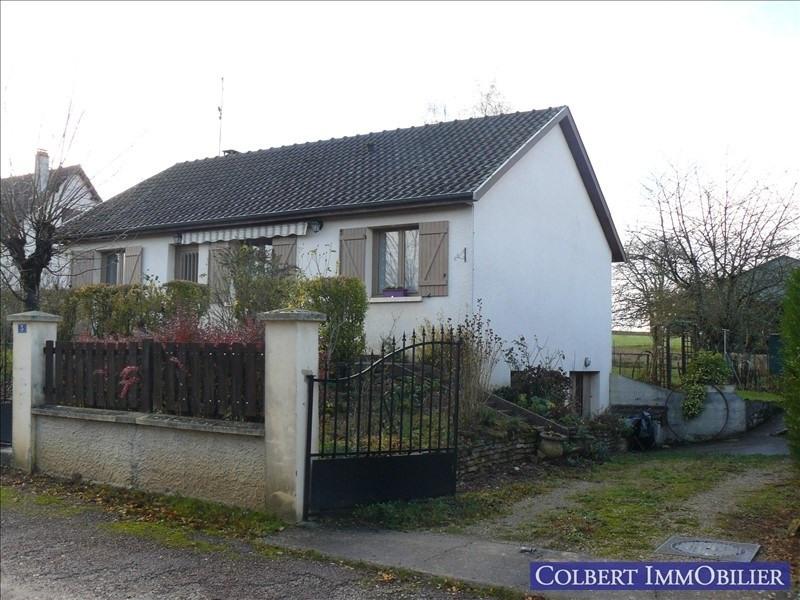 Vente maison / villa Montigny la resle 127000€ - Photo 6
