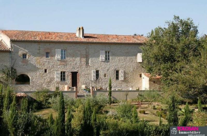 Vente de prestige maison / villa Villefranche de lauragais 649000€ - Photo 1