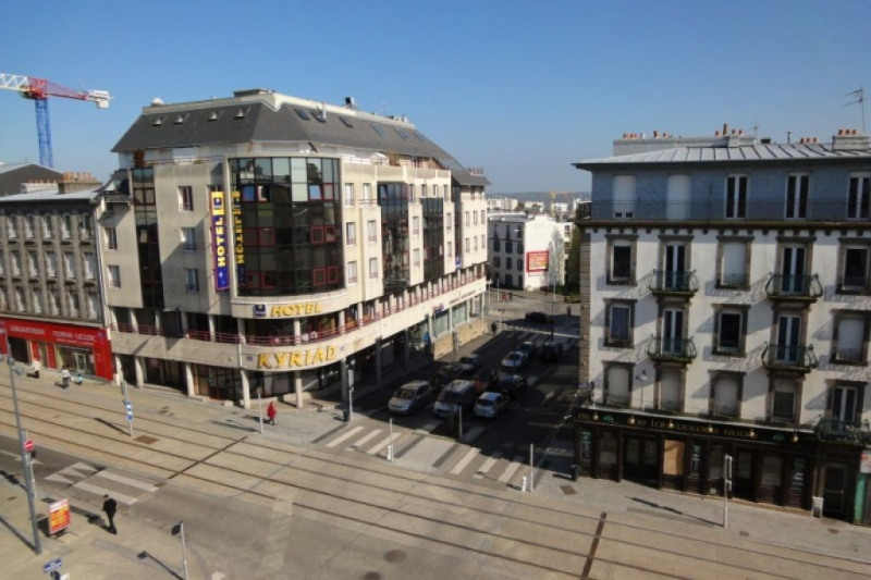 Rental apartment Brest 420€ CC - Picture 4