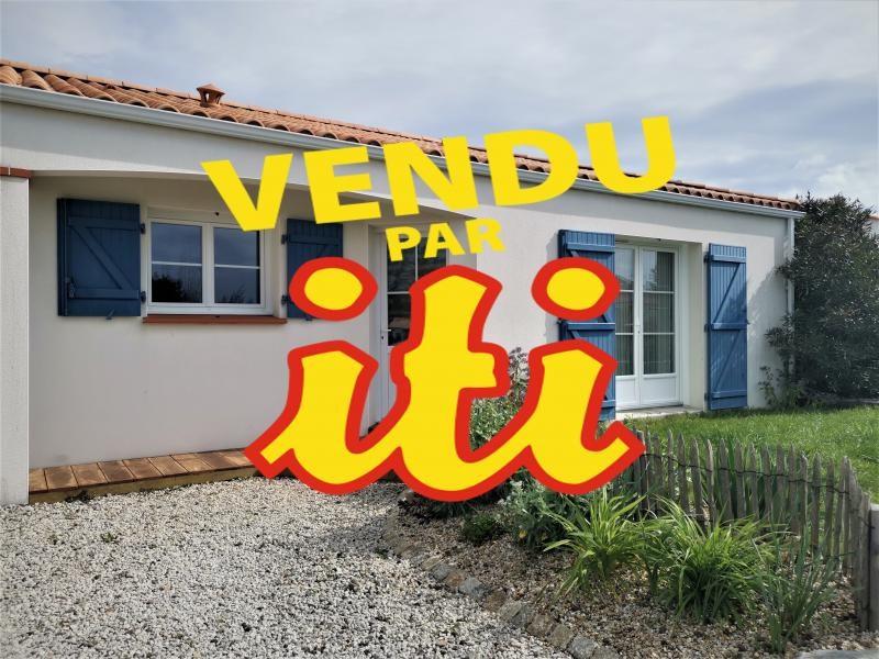 Vente maison / villa Chateau d'olonne 315000€ - Photo 1