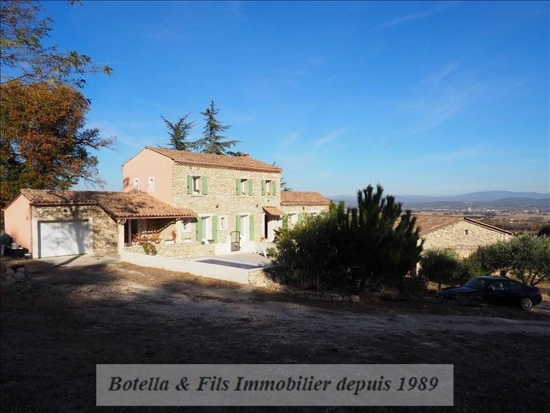 Vente de prestige maison / villa St martin d ardeche 690000€ - Photo 11