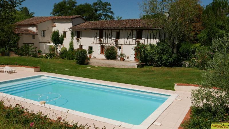 Vente maison / villa Secteur lavaur 488250€ - Photo 1