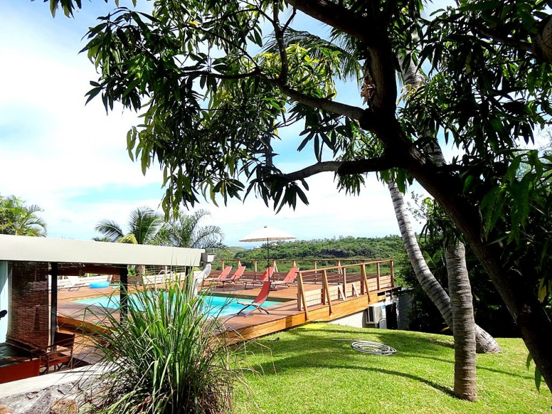 Venta de prestigio  casa Saint gilles les bains 1040000€ - Fotografía 3