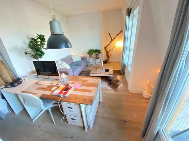 Investment property apartment Paris 11ème 420 000€ - Picture 2
