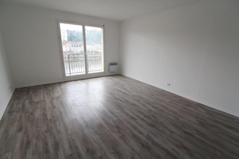Rental apartment Corbeil essonnes 725€ CC - Picture 2