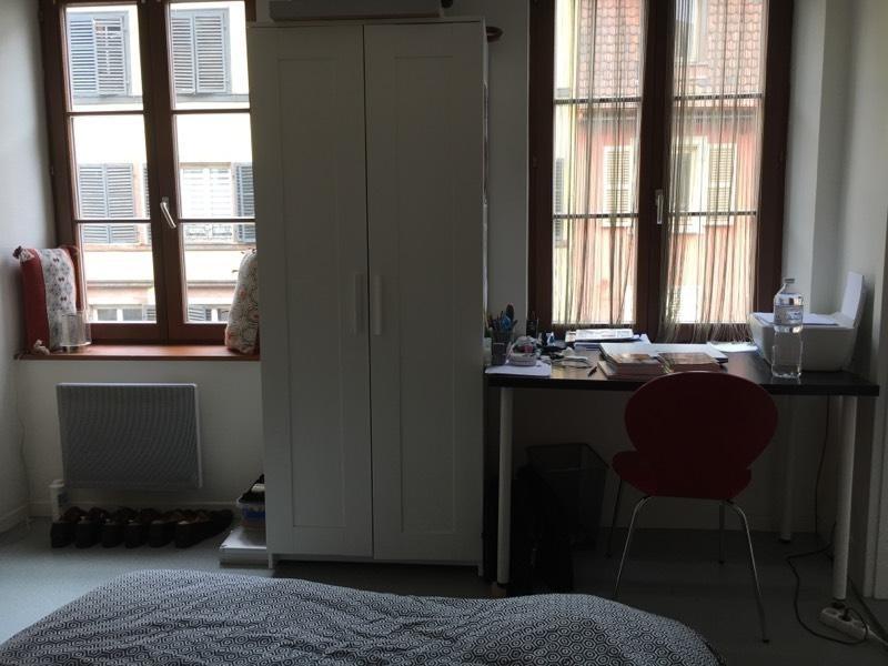 Alquiler  apartamento Strasbourg 440€ CC - Fotografía 2
