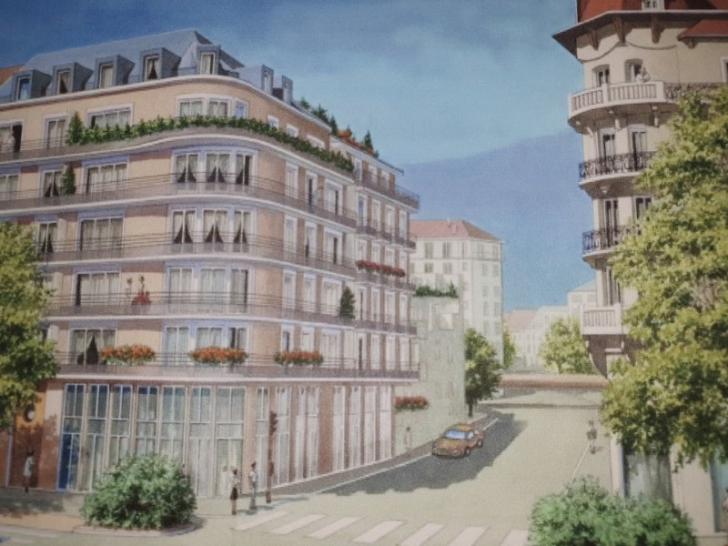 Investment property apartment Grenoble 83000€ - Picture 2