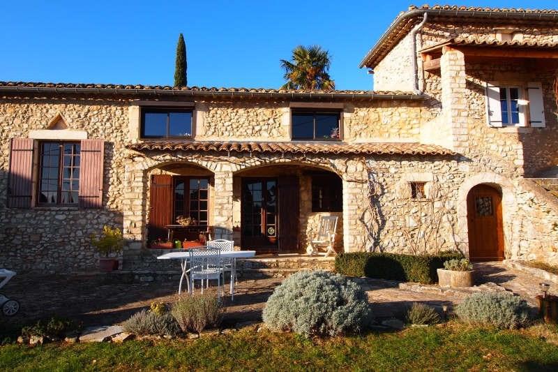 Verkoop  huis Goudargues 460000€ - Foto 15