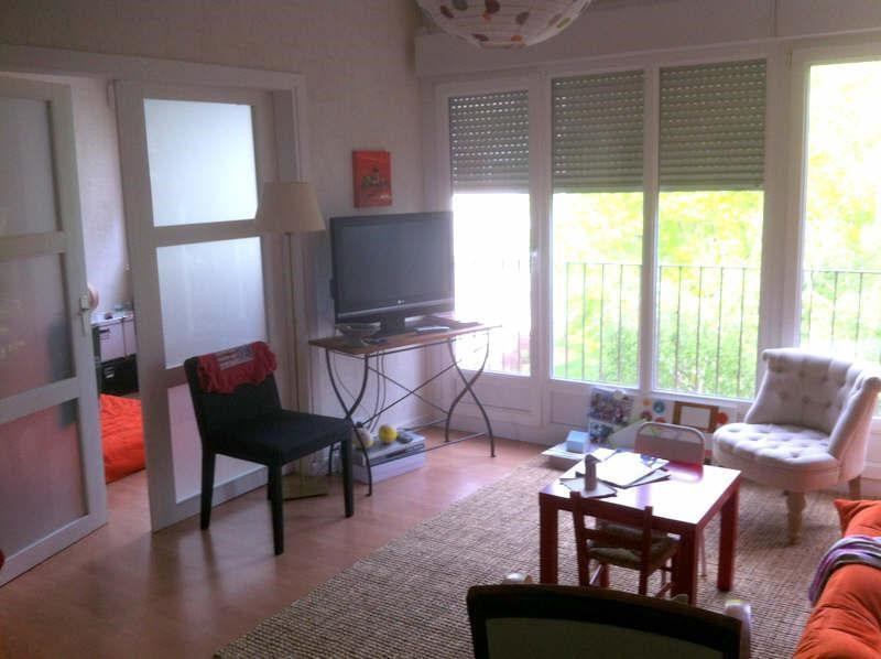 Rental apartment Saint herblain 745€ CC - Picture 1