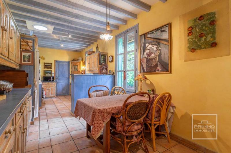 Vente de prestige maison / villa Champagne au mont d'or 1150000€ - Photo 3