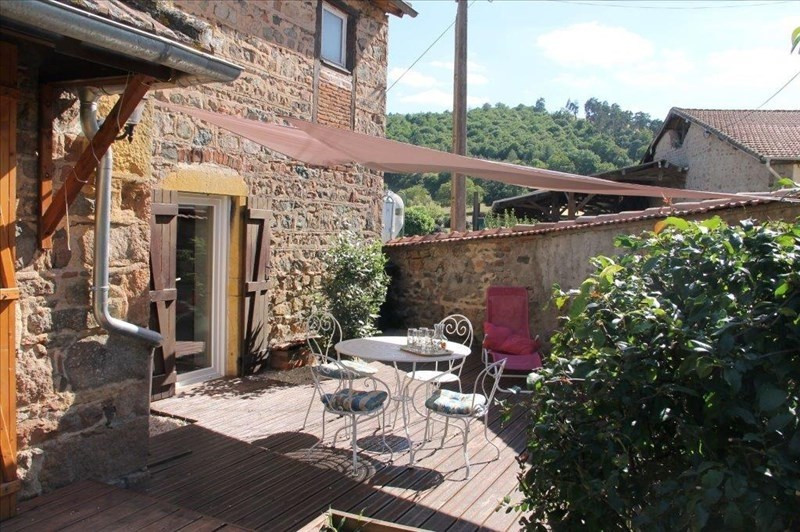 Sale house / villa Bully 175000€ - Picture 2