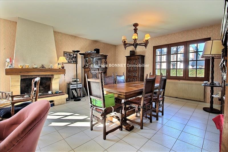 Vente de prestige maison / villa Tourgeville 572400€ - Photo 4