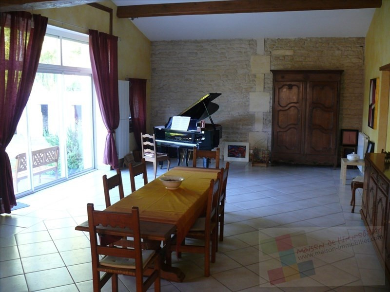 Sale house / villa Mesnac 434 600€ - Picture 3
